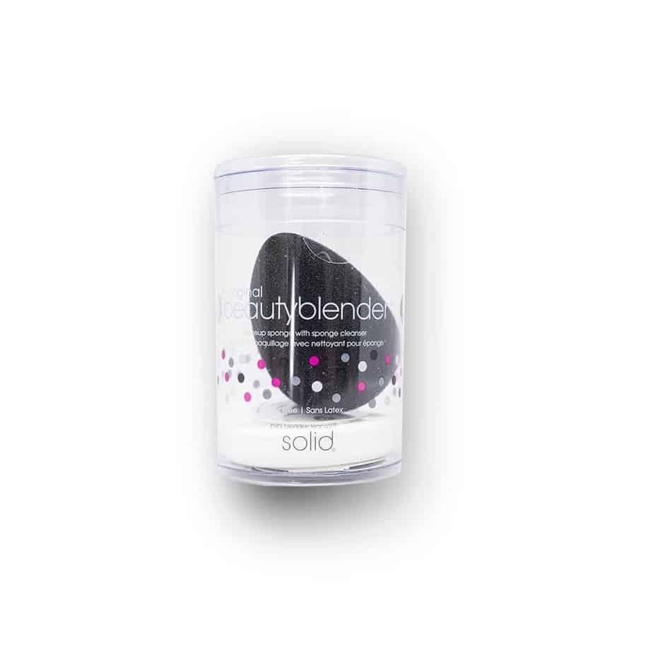 Make-Up Complementos Beutyblender 1 Black Beautyblender + Solid Cleanser