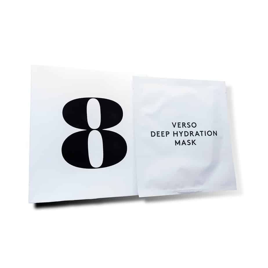 Mascarillas Piel Seca Deshidratada Verso Skincare Deep Hydration Mask