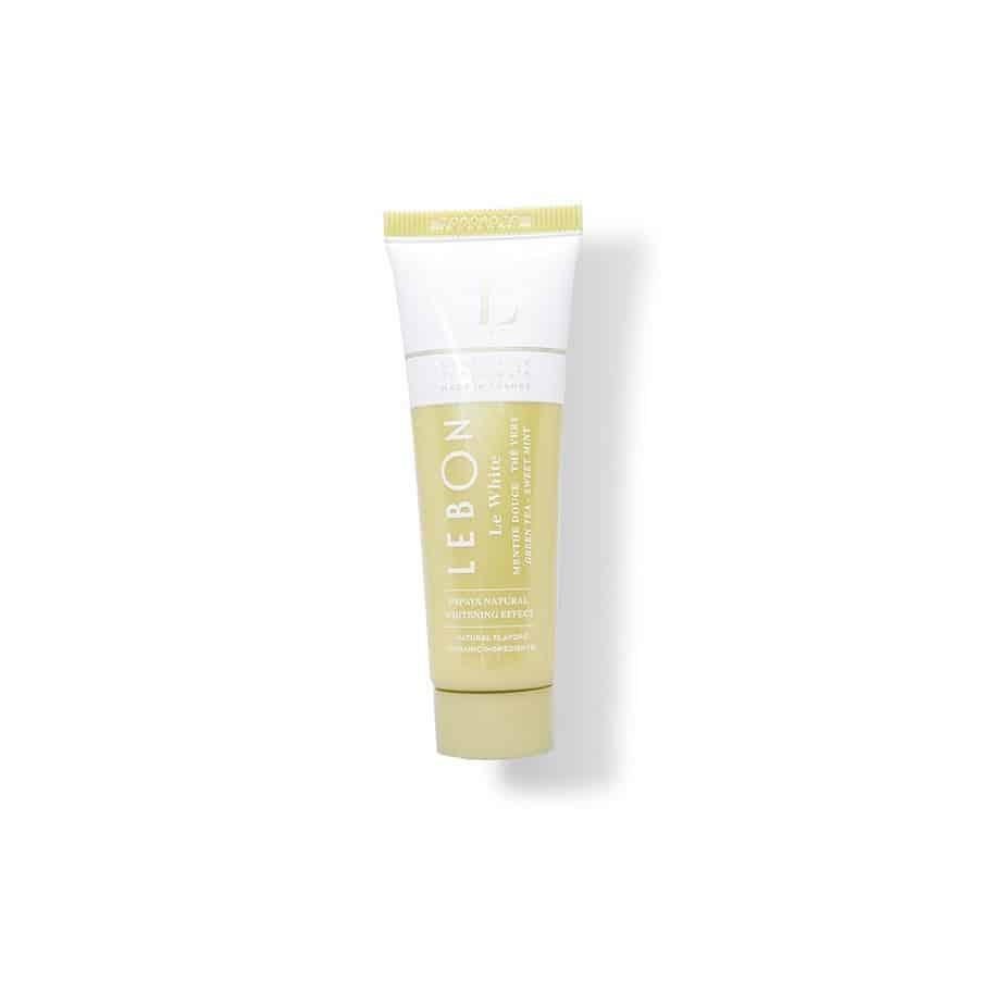 Pasta de dientes orgánico Lebon Le White 25ml