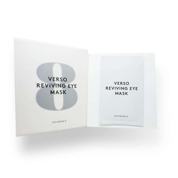 Mascarillas Anti-Age Verso Skincare Reviving Eye Mask