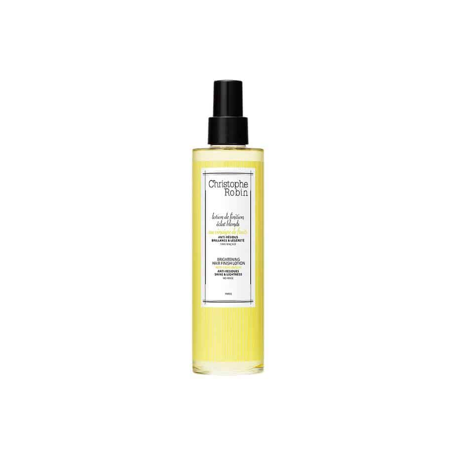 Loción de acabado cabello deshidratado Christophe Robin Bright Blonde Finishing Lotion with Fruit Vinegar
