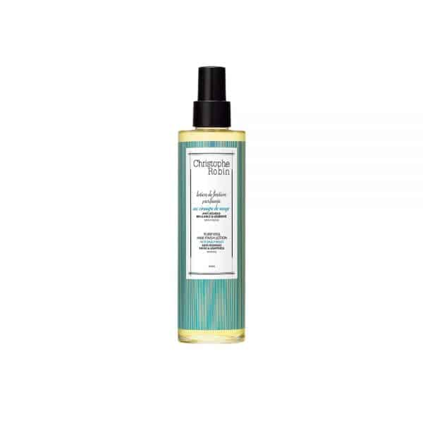 Loción purificante cabello deshidratado Christophe Robin Purifying Finishing Lotion with Sage Vinegar