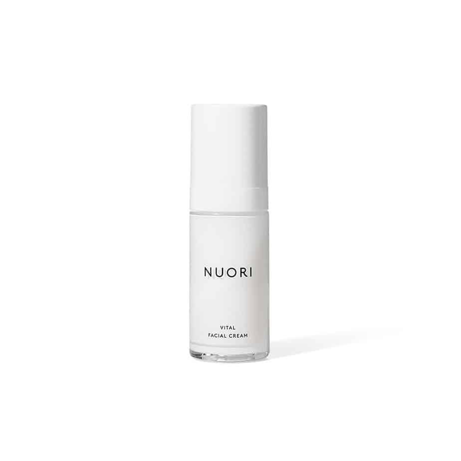 Vital facial cream Nuori piel seca deshidratada