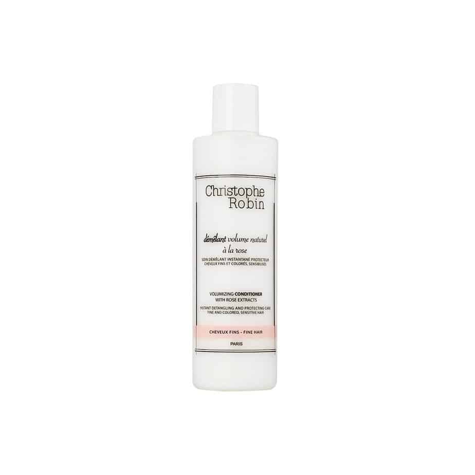 Acondicionador cabello fino Christophe Robin Volumizing Conditioner with Rose Extracts