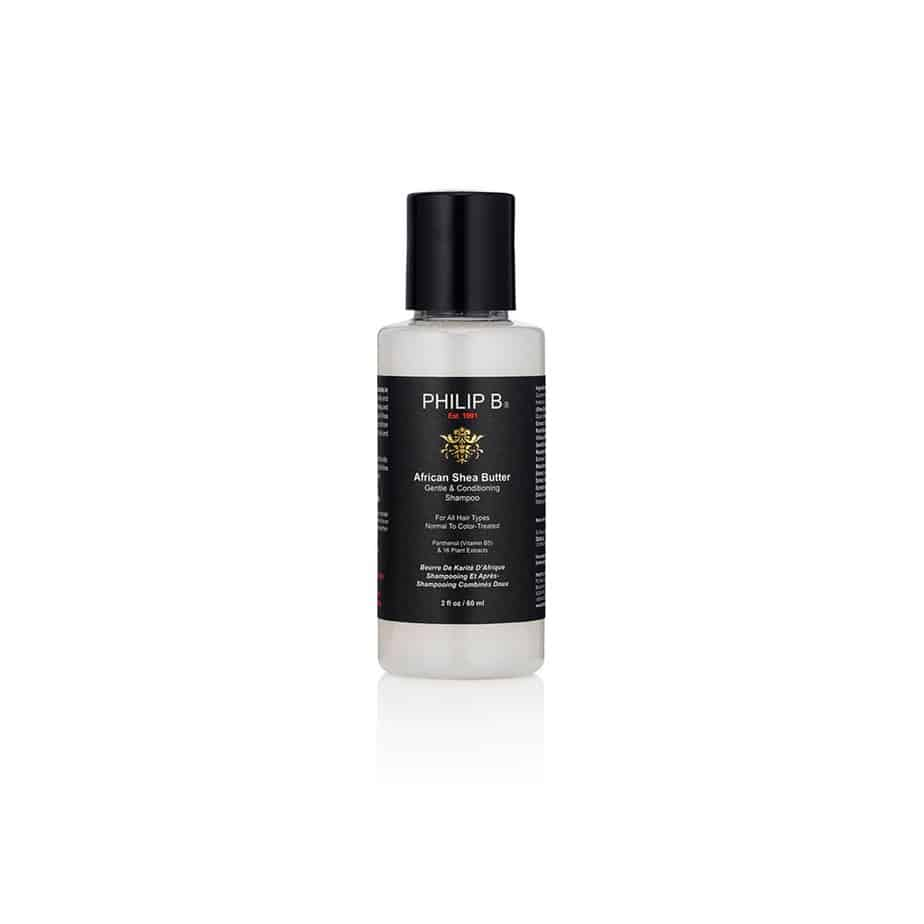 African Shea Butter Gentle&Conditioning Shampoo