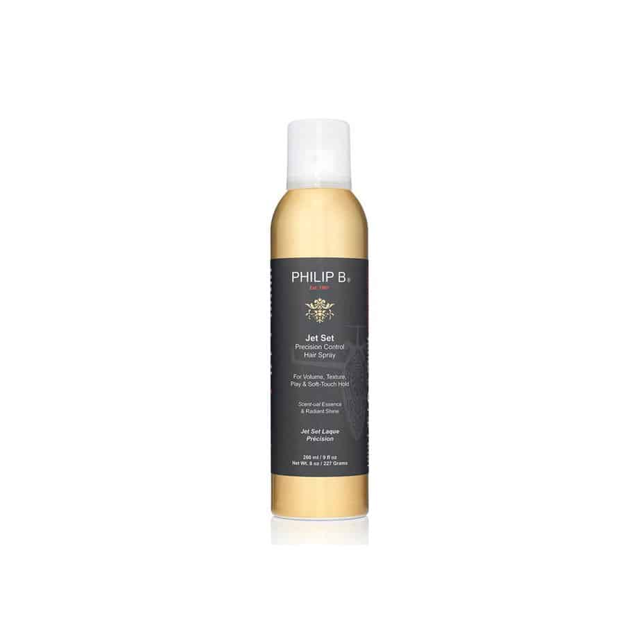 Laca cabello fino Philip B Jet Set Precision Control Hair Spray