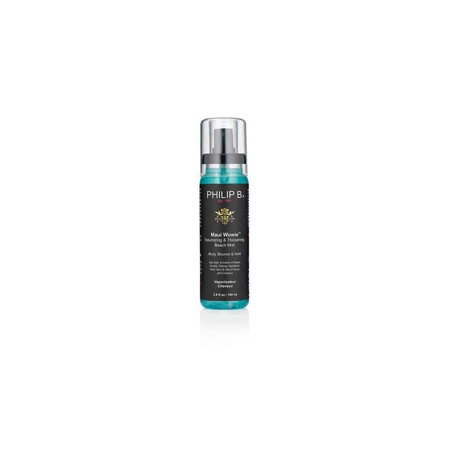 Spray voluminizador cabello fino Philip B Maui Wowie Volumizing & Thickening Beach Mist