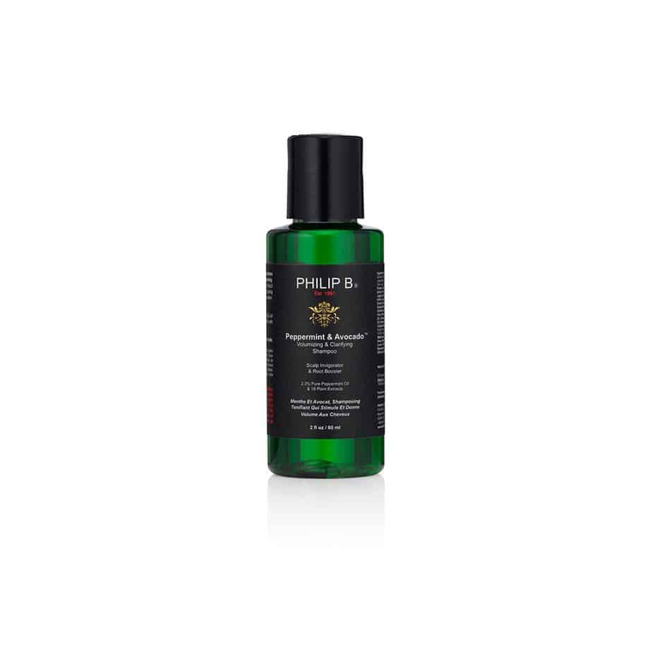 Peppermint&Avocado Volumizing and Clarifying Shampoo