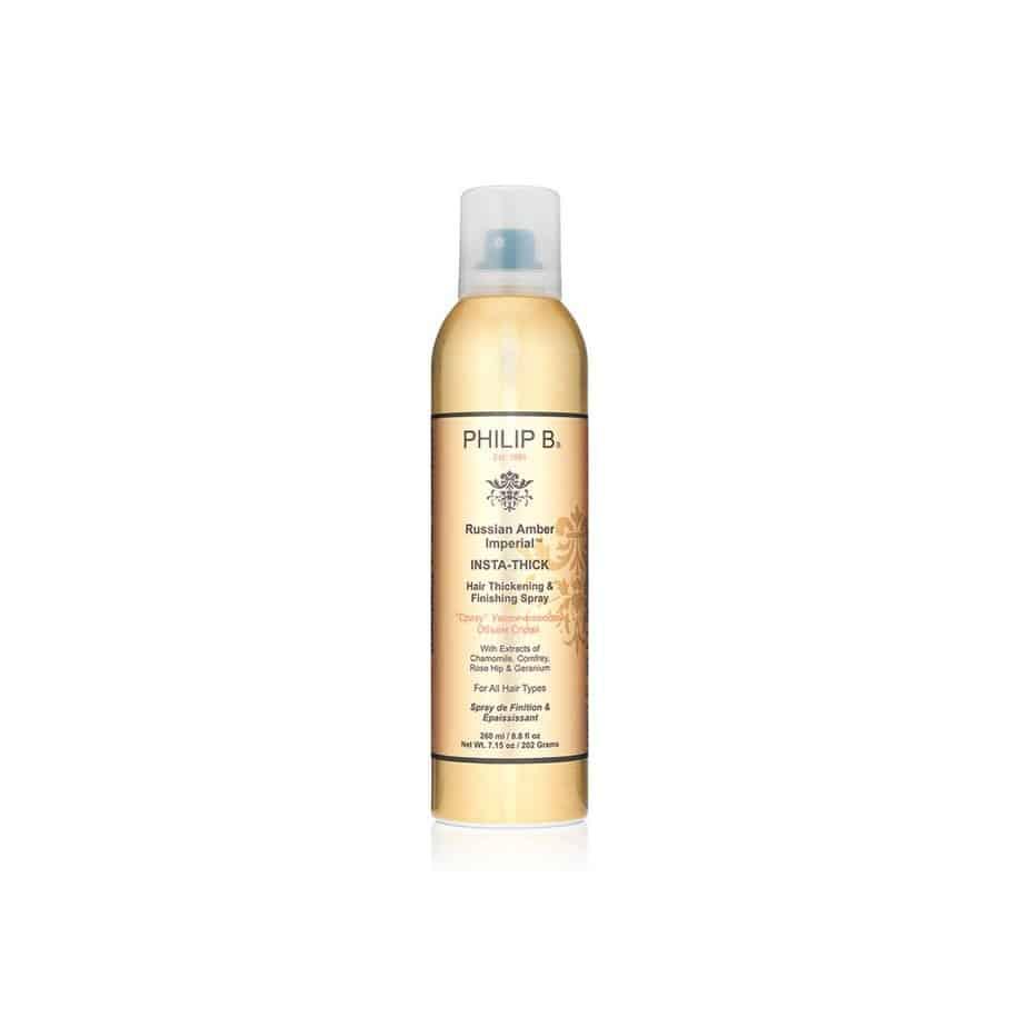 Bruma espesante cabello fino Philip B Russian Amber imperial Insta-Thick