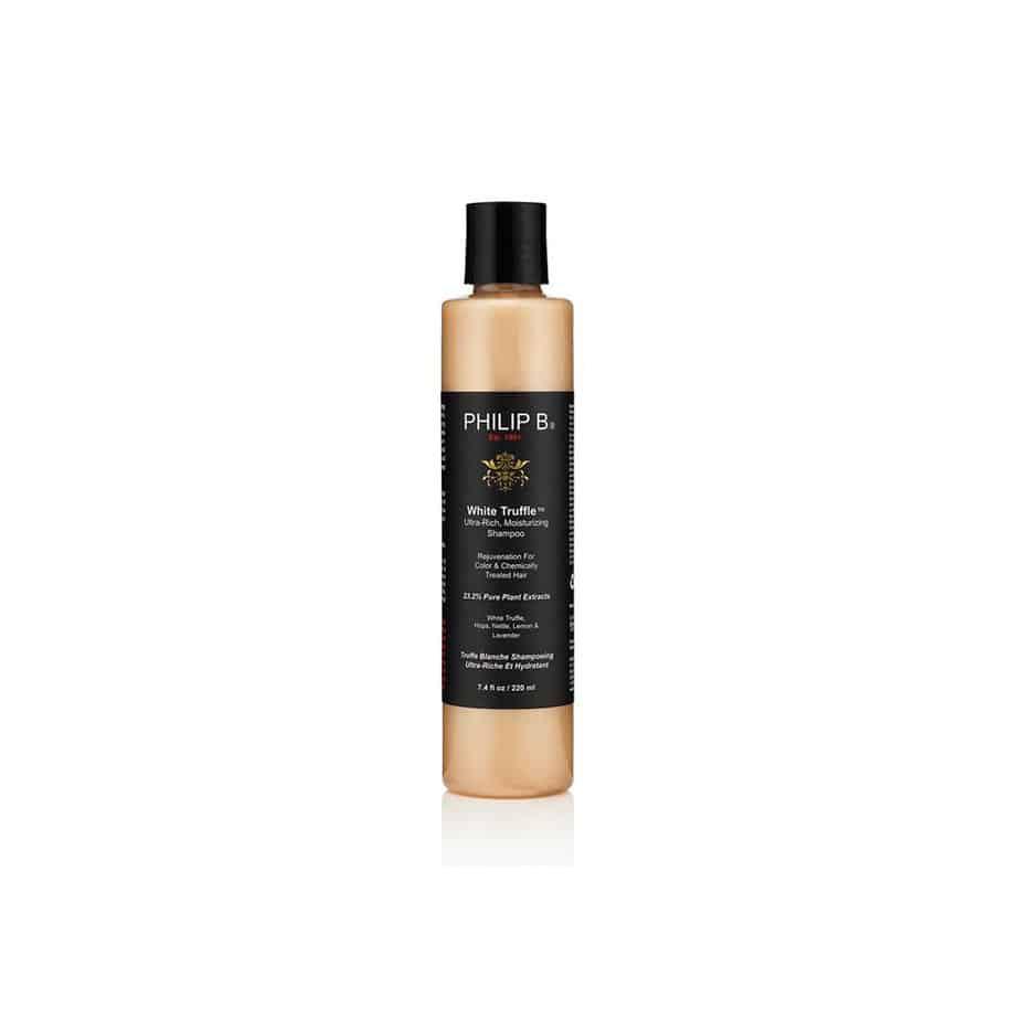 Champú cabello seco Philip B White Truffle Ultra-Rich Moisturizing Shampoo