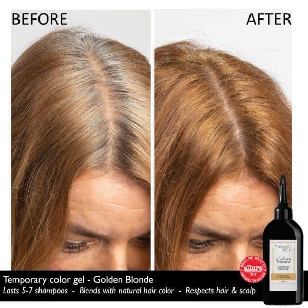 Temporary Color Gel- Golden Blonde