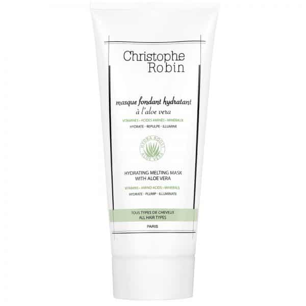 Hydrating-melting-mask-with-aloe-vera-Christophe-robin-Cabello-deshidratado-naturales