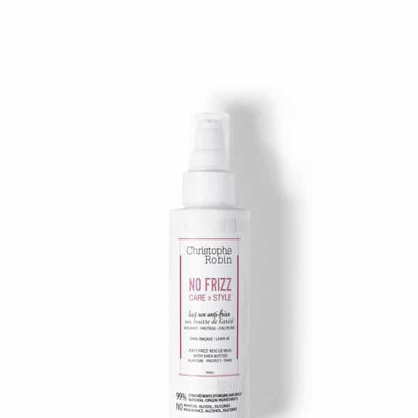 Anti-frizz-rescue-milk-with-shea-butter-Christophe-robin-Cabello-deshidratado