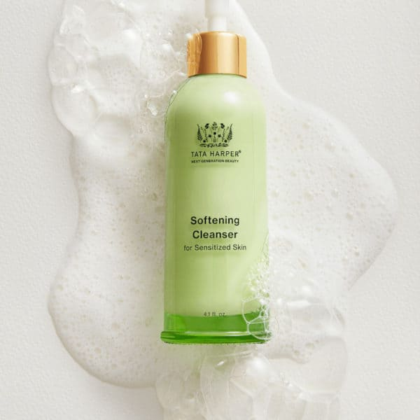 limpiadora suave para pieles hipersensibles--