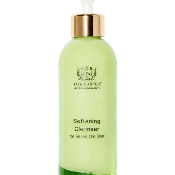 limpiadora suave para pieles hipersensibles