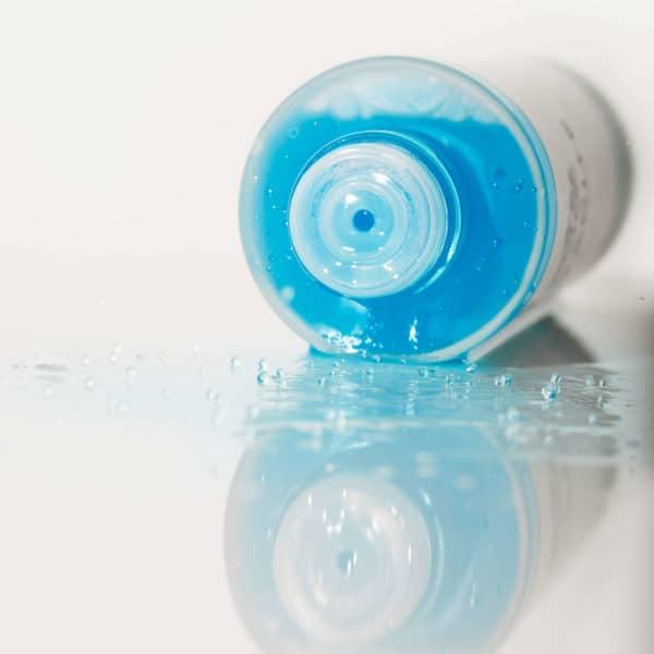 agua micelar organica